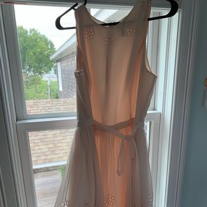 Ted Baker light pink dress